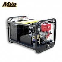 【德国马哈Maha】工业级汽油引擎驱动冷热水高压清洗机MH20/15BE